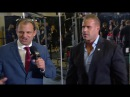 2017 Mr. Olympia : Jay Cuttler and Dexter jection interview