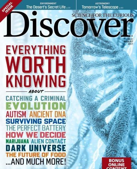 Discover USA JulyAugust 2017