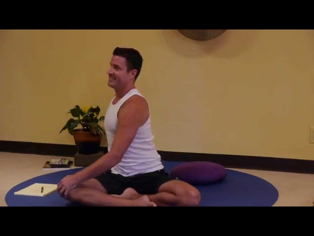 Gentle Somatic Yoga LIVE! with James Knight, E-RYT c.2