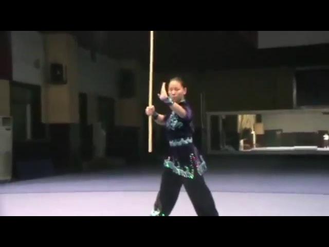 Jade Xu Training in China