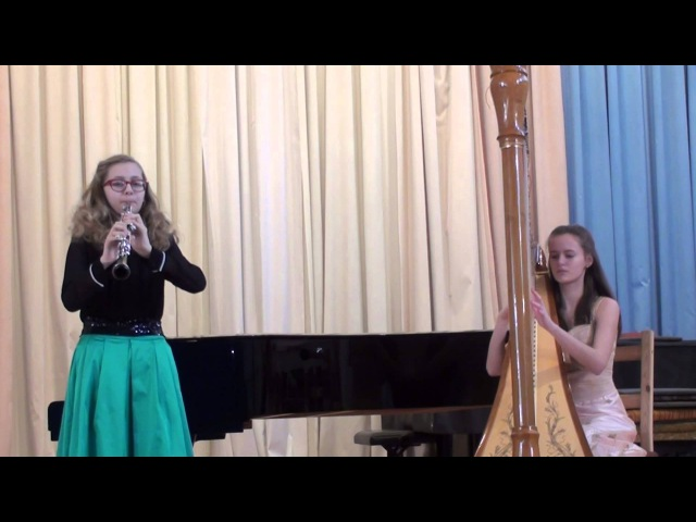 Д. Хенсон-Конант Барочное Фламенко