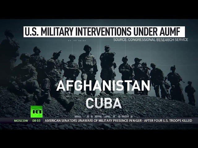 US-Senatoren haben keine Ahnung von den Operationen des eigenen Militärs
