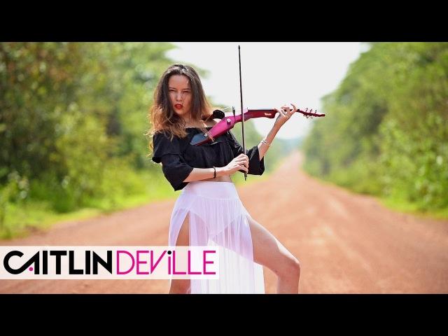 Rockabye Clean Bandit ft Sean Paul Anne Marie Electric Violin Cover Caitlin De Ville