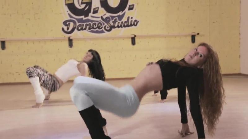 GOdance studio twerk booty dance eroti