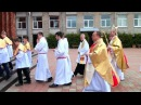 Біскупская візітацыя ў парафіі святога Антонія Падуанскага ў Паставах