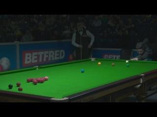 Mark Davis v Yan Bingtao R2 World Championship Qualifiers 2017 Session 1