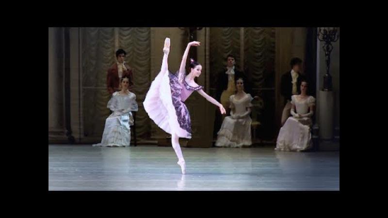 Vaganova Ballet Academy Maria Khoreva Graduation perfomance 2017 Paquita Mariinsky Theatre