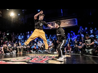 Justen vs Jester   Quarterfinal   Red Bull BC One Last Chance Cypher 2017