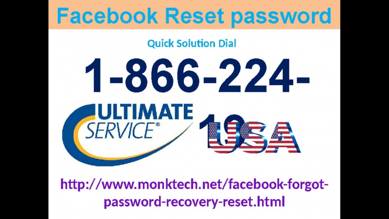 Truly Wholeheartedly Dial Now 1 866-224-8319 Recover Facebook Password