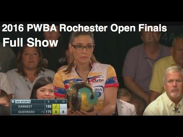 2016 PWBA Rochester Open Finals - Full Show (HD) 37 feet