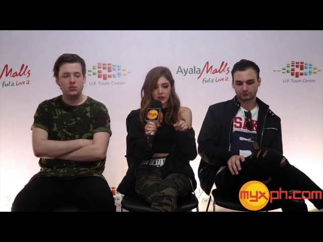MYXclusive CHRISSY COSTANZA of AGAINST THE CURRENT I just want to be in a K-pop group so bad