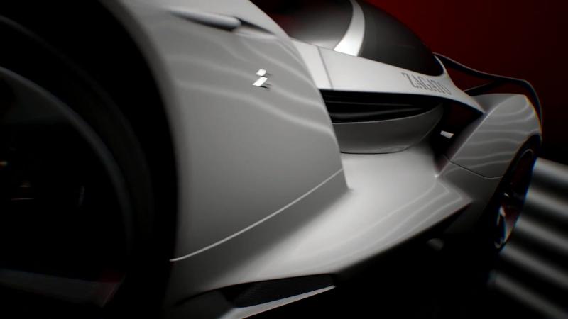 Zagato IsoRivolta Vision GT