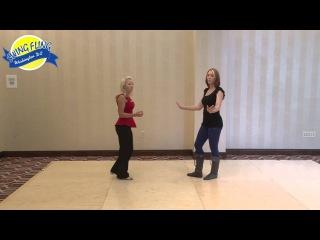 Swing Fling 2014 Workshop Review Taletha Jouzdani & Sabrina Paxmann Stewart Naughty & Nice