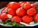 КВАШЕНЫЕ ПОМИДОРЫ НА ЗИМУ Соленые Помидоры ✧ Pickled tomatoes for the winter ✧ Марьяна