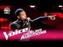 The Voice 2017 Blind Audition - Malik Davage: Sure Thing