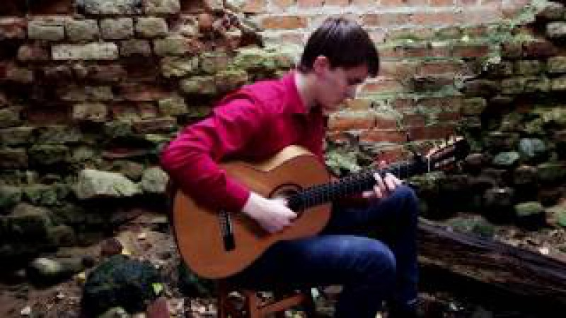 Game of Thrones Light of the Seven Classical Guitar Cover by Lukasz Kapuscinski