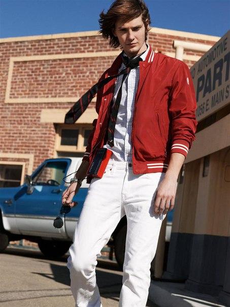 Бен Барнс для GQ, Апрель 2008