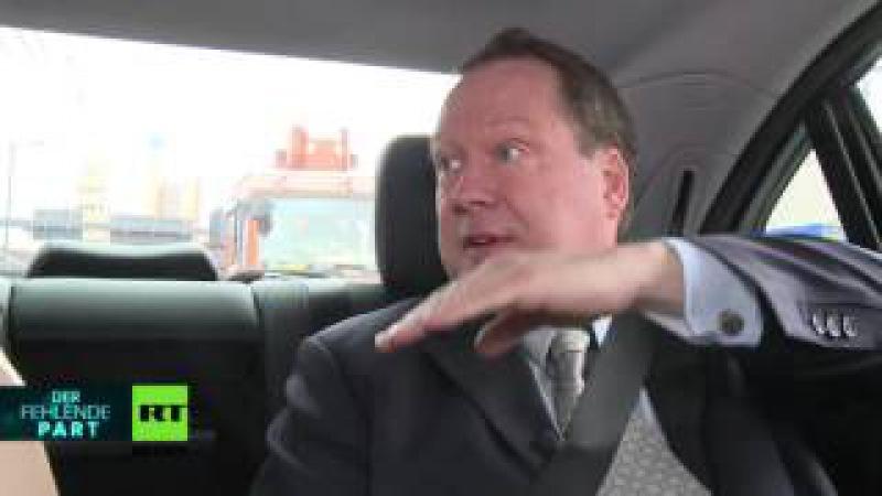 Prof Dr Max Otte im Gespräch mit RT Wieso sind so viele Menschen gegen TTIP