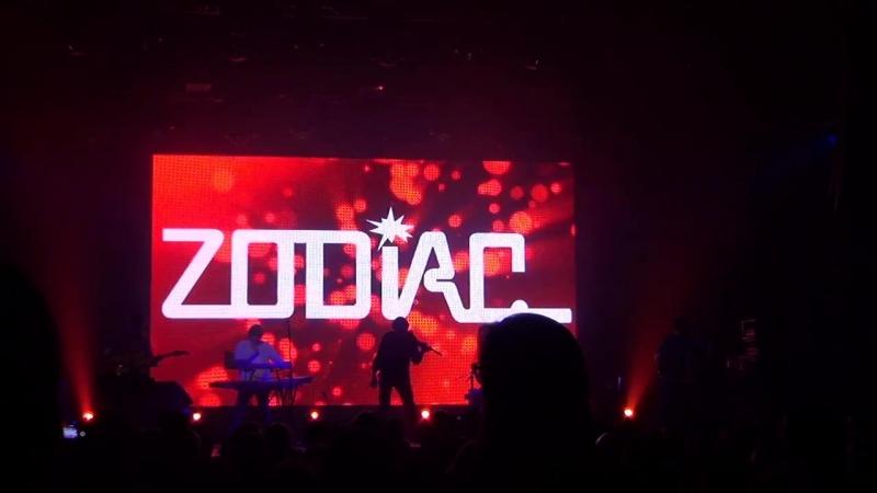 Zodiac Palladium liels koncerts oktobris 2013