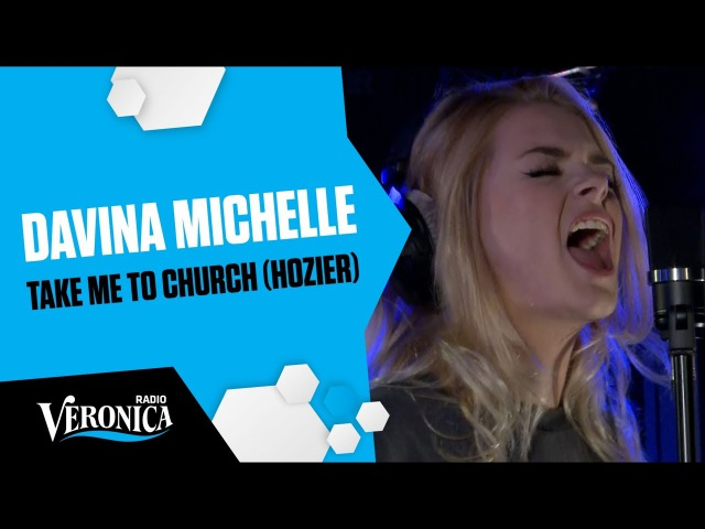 DAVINA MICHELLE TAKE ME TO CHURCH HOZIER Live bij Giel