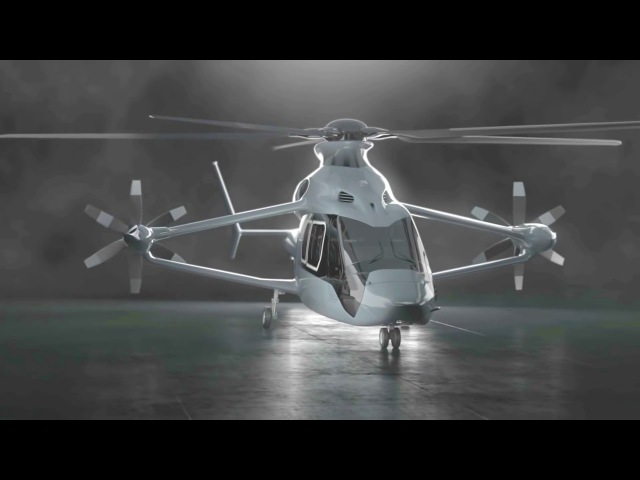 Airbus Helicopters Reveals 'Racer' Hybrid Helicopter Cruising Speed of 400 Km Hr