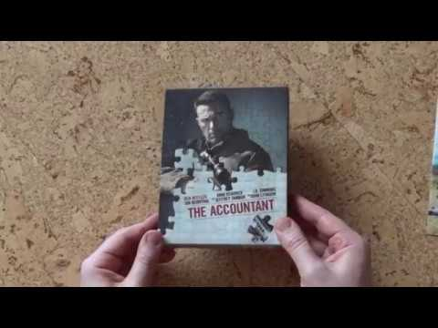 The Accountant [HDzeta Special Edition Silver Label]