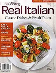 The Best of Fine Cooking — Real Italian 2017