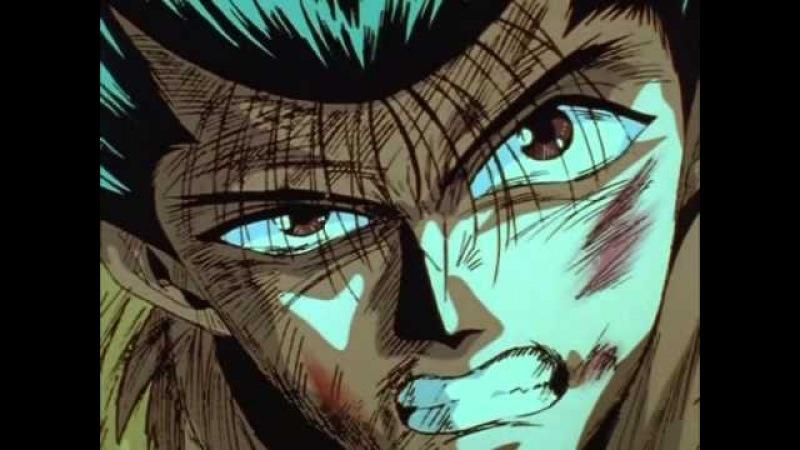 Yu Yu Hakusho Ep 63 Yusuke's Despair