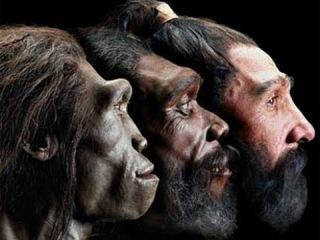 Потомки неандертальцев среди нас - Кроманьонец против Архантропов!