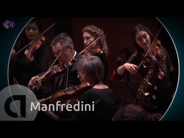 Manfredini Concerto pastorale per il Santissimo Natale Musica Amphion Live Classical Music HD