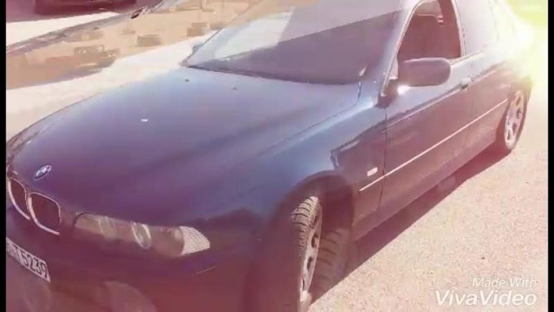 BMW 523i my Baby)