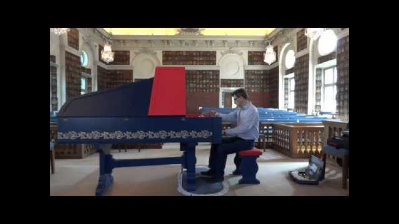 Viola organista at Stockholm Early Music Festival 2014
