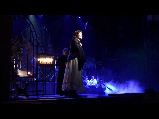 Мюзикл «Граф Монте Кристо» Я буду здесь (Р. Колпаков, Е. Газаева)