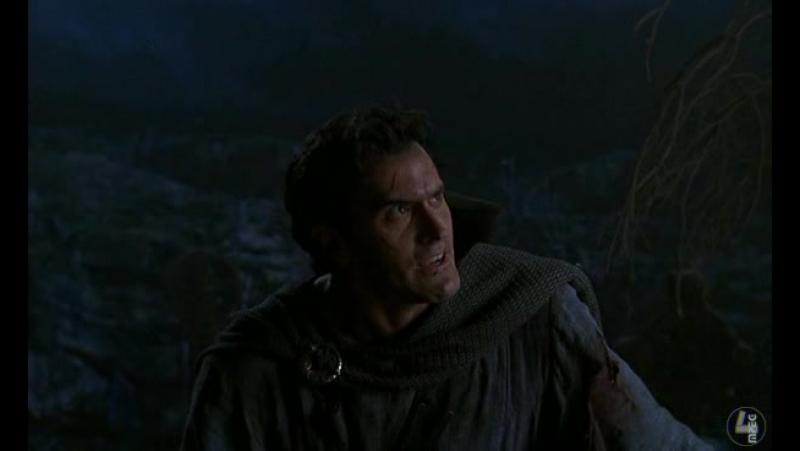 ЗЛОВЕЩИЕ МЕРТВЕЦЫ 3 : АРМИЯ ТЬМЫ. Evil Dead 3 Army Of Darkness. 1992