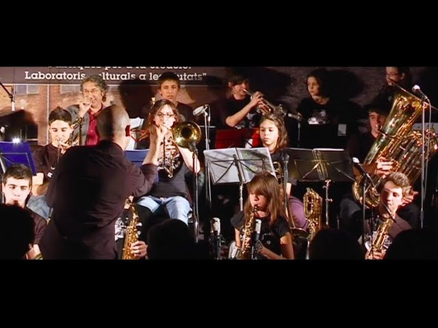 2010 i found a new baby SANT ANDREU JAZZ BAND DICK OATTS MATEW SIMON