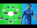 Frank Lampard Picks Best XI Picks From Played With and Against in His Career!