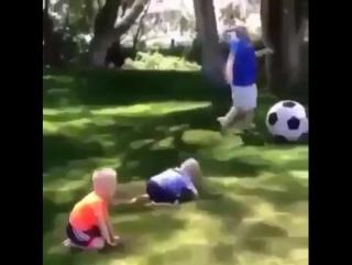 Гениальный отец