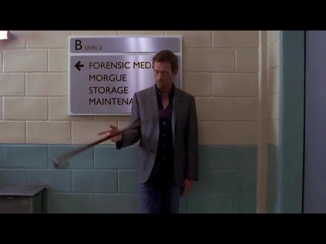 House MD. Englishman in New York · coub, коуб
