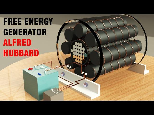 Free Energy Generator Hubbard Self Powerd Generator Static generator