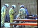 Rusijos OMON'as Preventative Actions in Yekaterinburg Prison Camp