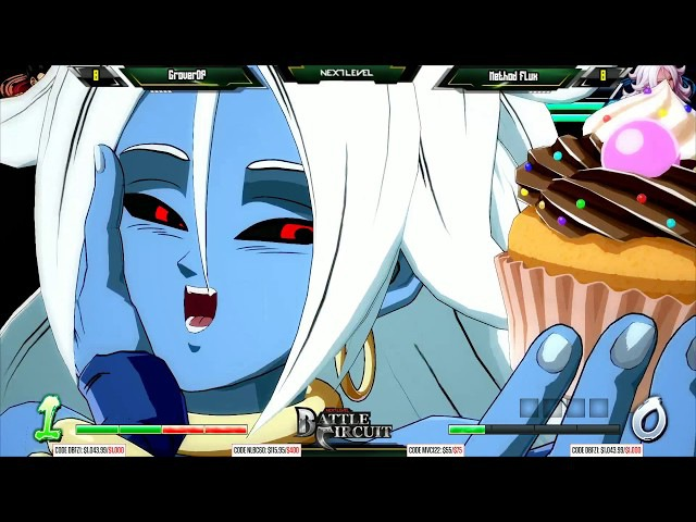 NLBC v 103 Dragon Ball FighterZ Part 5 1080p 60fps TIMESTAMP