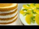 🍌Крем сливочно-банановый с 🍑фруктами для торта - Я - ТОРТодел!