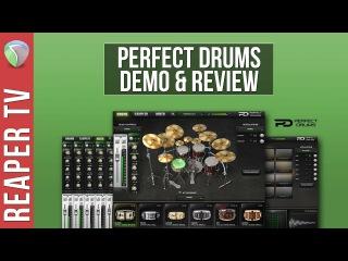 EZ Drummer 2 Killer? - Perfect Drums Demo & Review