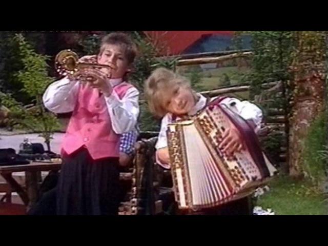 Florian Silbereisen Dirk Schiefen Zillertaler Hochzeitsmarsch 1992