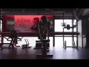 @regina_hunt in action and killing this workout.... Лондон 13.08.2017