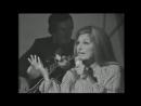 Dalida ♫ Petit homme, Darla dirladada, Scandale dans la famille, Zoum zoum zoum 21 novembre 1970 (L'avis à deux (2e chaine)