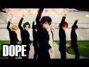 【MMD x Yandere Simulator】BTS - DOPE(쩔어)【 Motion DL Link】