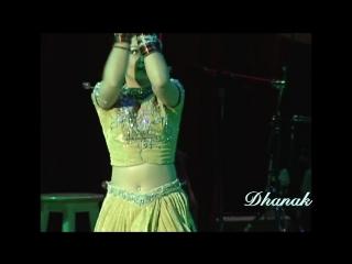 Pakistani actress reema performing live in miami (dhanak tv usa)