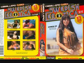 Swedish erotica 89 hyapatia lee / шведская эротика 89 хуипатия ли [compilation, classic, straight, lesbian, porno]