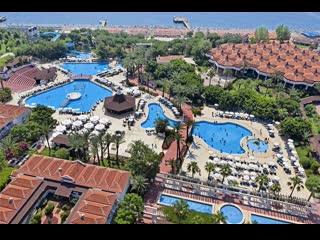 Pgs hotels kiris resort /турция/